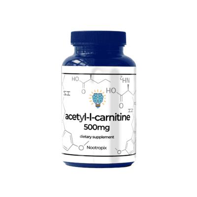 Acetyl L Carnitine ALCAR 500mg| Nootropics Dubai,UAE