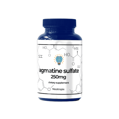 Agmatine Sulfate 250mg| Nootropics Dubai,UAE