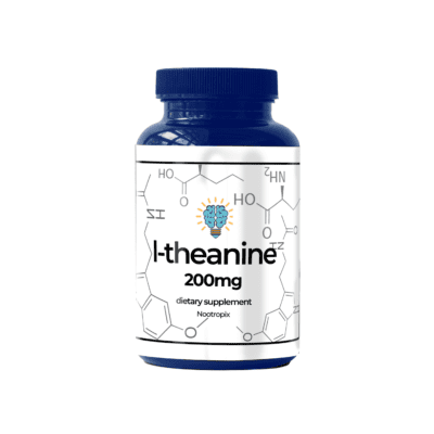 L-Theanine 200mg | Nootropics Dubai, UAE